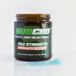 RVDCBD 3000mg Muscle + Joint Relief Topical – Get Yours Today!