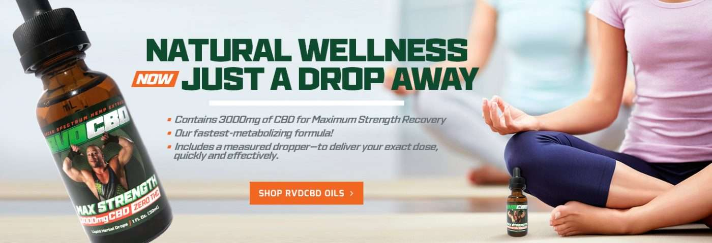 Shop RVDCBD Oil Tinctures