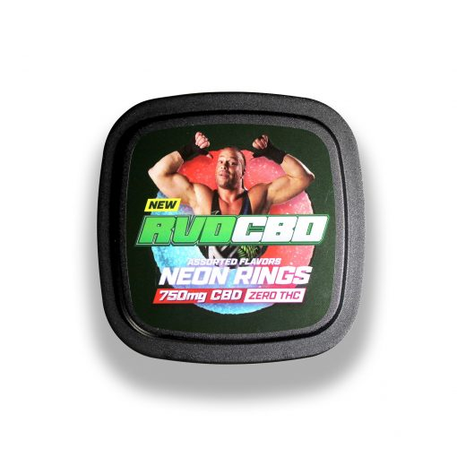 RVDCBD 750mg Neon Rings –Order Yours Today!